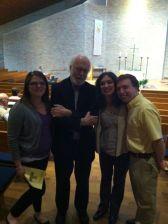 Friends with Dr. Fretheim