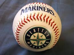 In honor of the start of the baseball season, GO MARINERS!