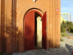 open door church