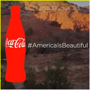 #AmericaIsBeautiful (from the Coca Cola commercial which aired originally during the Super Bowl on Feb. 2, 2014)