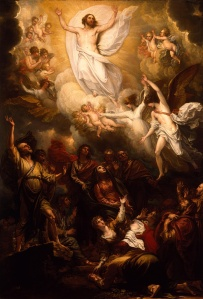 """The Ascension"" by Benjamin West"