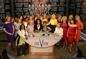 Barbara Walters' Legacy. Photo credit to Ida Mae Astute, via Getty Images.
