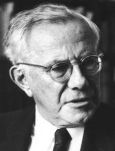 Theologian Paul Tillich