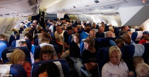 How might one authentically lead from one of the middle seats on a flight such as this?