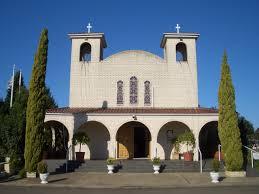 A Greek Orthodox Church