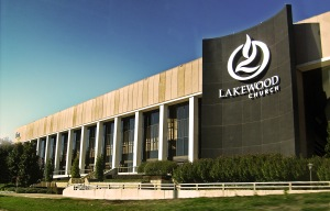 Lakewood Church- where Joel and Victoria Osteen are co-pastors