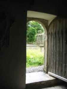 An Opening Door
