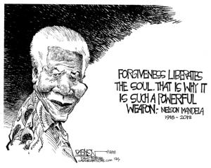 Nelson Mandela on Forgiveness