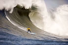 What lessons about leadership might you learn from surfing?