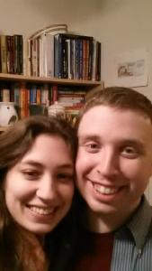 Speaking of Valentine's- Happy Valentine's Day (albeit belated) from Allison and I!
