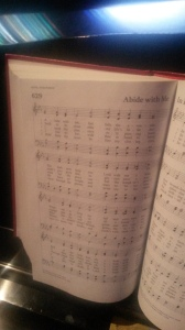 """""""Abide with Me"""""""