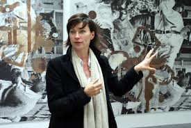 The first type of person who comes to mind when you think about curators may be an art curator such as this person.