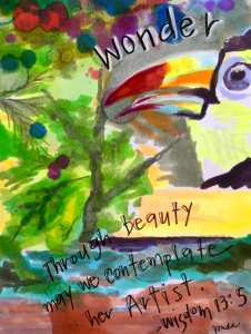 """beauty's Artist"" by Vonda Drees"