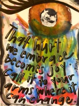 """it can change"" by Vonda Drees"