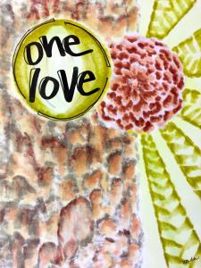 """""""One Love"""" by Vonda Drees"""