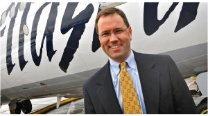 Brad Tilden, Alaska Airlines CEO