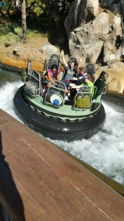On the Grizzly River Run with Allison, my sister Tamara, and some new friends.