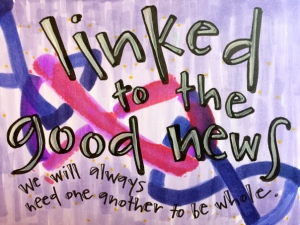 """Linked We Are Whole"" by Vonda Drees"