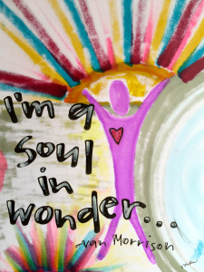 """A Soul in Wonder"" by Vonda Drees."
