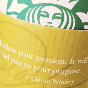 """What if advice like this, """"Follow your passion..."""" is really bad advice after all?"""