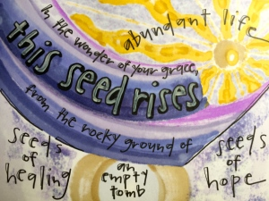 """Seeds of Healing and Hope"" by Vonda Drees"