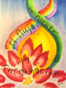 """""""la trinidad"""" by Vonda Drees"""