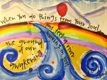 """Soul Joy"" by Vonda Drees."