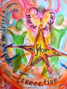 """A Whirl of Spirit,"" by Vonda Drees"