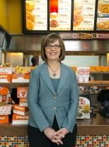 Cheryl Bachelder, CEO of Popeyes