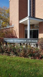Calvary Lutheran Church in Scottsbluff, Nebraska