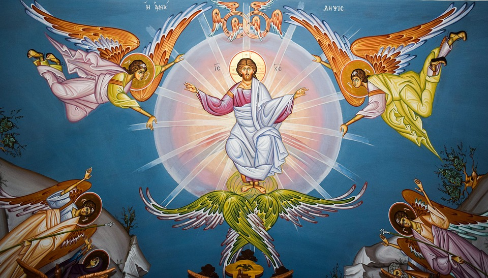 icon of ascension