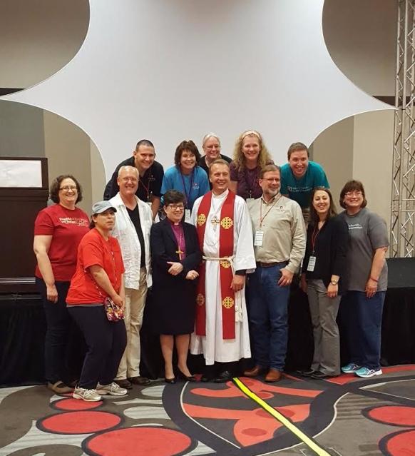 synod staff