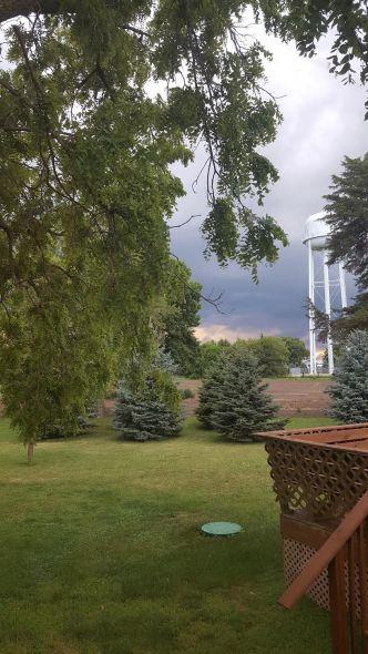 recent storm