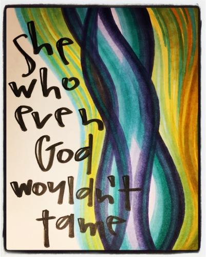 she who